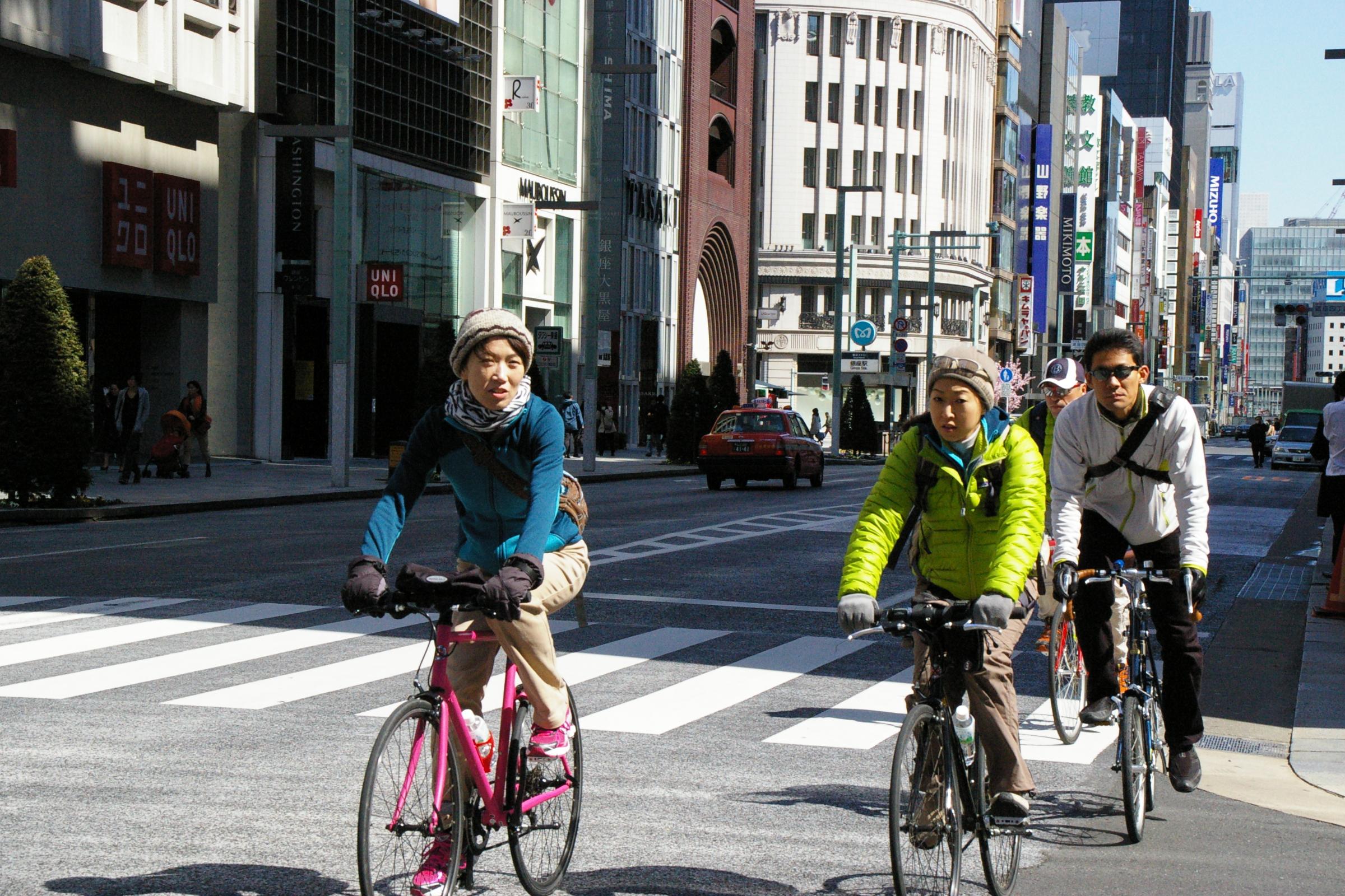 Foto: Tokyo Cycling.